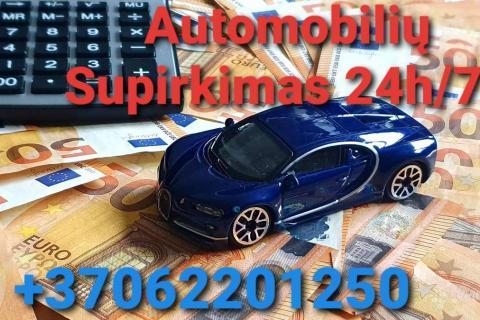 Automobilių pervežimas ir supirkimas Klaipėdoje ir visoje Lietuvoje